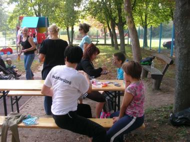 , Tegyél Többet Településedért (TTT) Közösségépítő és -fejlesztő program Balatonfűzfőn