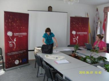 , HACS fórum Litéren 2010.06.07