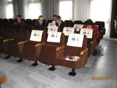 , Oktatási Fórum Berhida 2010. július