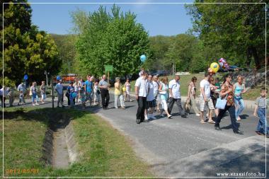 , Vidám Május 1 2012 Balatonfűzfő